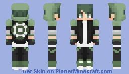 For InstantOut Minecraft Skin