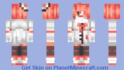♥мαηgℓє∂♥ I think your audience has seen enough - Fukase Minecraft Skin