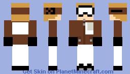 Snowboarder Minecraft