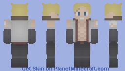 Sting Eucliffe | Fairytail Minecraft Skin