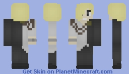 Sanji Vinsmoke | One Piece Minecraft Skin