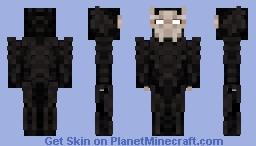 Dark Blade Assassin Minecraft Skin