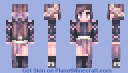 Fall Rise //ST Minecraft Skin