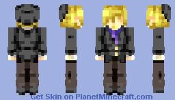 """⊗ [Chabilulu] ⊗ """"A. . . a murder ? On MY Owl Express ?!!"""" ⊗ Minecraft Skin"""