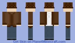 Western Dude (Western Skin Contest!) Minecraft Skin
