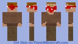 Random Bandit Minecraft Skin