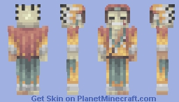 The Hunter | Western skin contest Minecraft