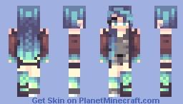 Ombré Vibes FS Minecraft Skin