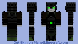Shinnok Minecraft Skin