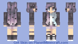 ♥L3Δ♥ ~ All the stars (Entry) Minecraft Skin