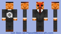 Aqwhalo's Skin Minecraft Skin