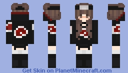 A GIRL Minecraft Skin