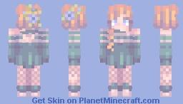 b e a c h⠀h o u s e Minecraft Skin