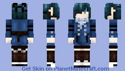 Ciel ♦Black Butler♦ Minecraft Skin