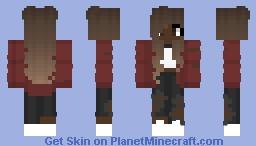 hehe Minecraft Skin