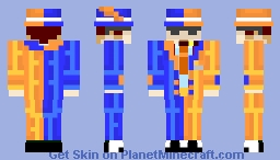 Dandy Joe Minecraft