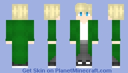 ❆𝓝𝓲𝓷𝓳𝓪𝓖𝓲𝓻𝓵2024❆ Dyris (Requested) Minecraft