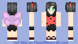 ❆𝓝𝓲𝓷𝓳𝓪𝓖𝓲𝓻𝓵2024❆ Umi (Requested) Minecraft