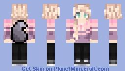 For ItzWolfie Minecraft Skin