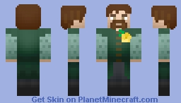 Willas Tyrell Minecraft Skin
