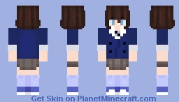 """Im a dead girl walking.."" Minecraft Skin"