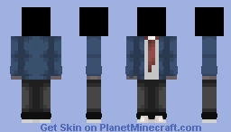 Japanese School Person Base Minecraft Skin