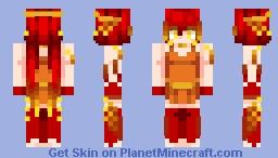 [Kari] Phoenix Minecraft Skin