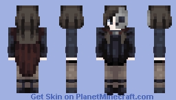 Spooppy cape, capes and caapessss. - Moridis Minecraft Skin