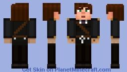 evil  jesse by issumer Minecraft Skin