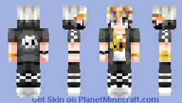 "❀ ℂ𝕙𝕒𝕓𝕚𝕝𝕦𝕝𝕦 ❀ ""Destruction in gurl form"" ❀ Minecraft"
