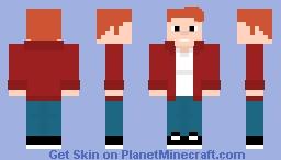 Philip J Fry Minecraft
