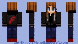 Simply Casual Minecraft Skin