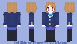 Hanayo Koizumi [Love Live! School Idol Project] Minecraft Skin