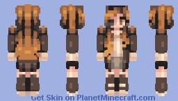 caz : request : Gold Boot Minecraft Skin