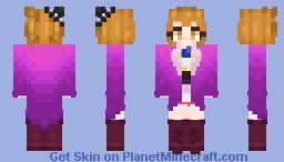 [Jo'on Yorigami] Touhou Project Minecraft Skin