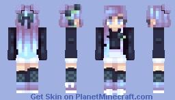 Lie // Reshade Minecraft Skin