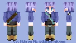 Best Trunks Minecraft Skins Page Planet Minecraft - Skins para minecraft pe trunks