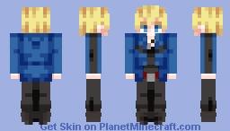 Dylan (Request by dfox20) Minecraft Skin