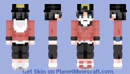 That one trainer from pakemans gold (Ethan) Minecraft Skin