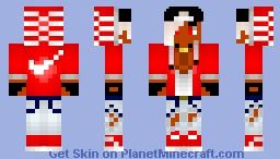 Nike Guy [2004 ᏚᎢYᏞᎬ] Minecraft Skin