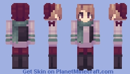 Daisy || Contest Entry Minecraft Skin