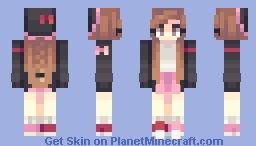 without you Minecraft Skin
