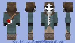 My  Main Minecraft skin Minecraft Skin