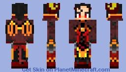 MercyDevil Minecraft Skin