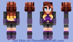 Amethyst | Request Minecraft Skin