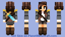 High Sea | Request Minecraft Skin