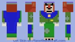 J. Worthington Foulfellow Minecraft Skin