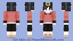 Oh Look It's Ethan Minecraft Skin