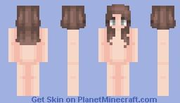 Ellie - Hair Base Minecraft Skin