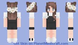 Ellie - Overalls Minecraft Skin